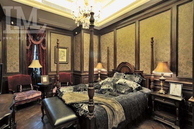 卧室木饰面